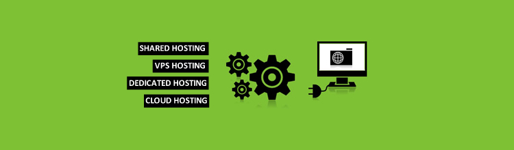 Types of Web Hosting